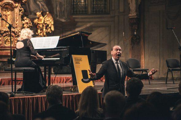 Benefiční koncert Štefana Margity
