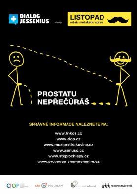 Prostatu nepřečůráš